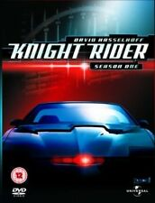 Knight Rider Series 1 [DVD]