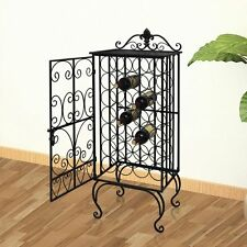 Iron Wine Racks 20-29 Bottle Capacity