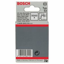 Bosch Accessories 2609200210 Enemy Wire Staples Type 53 11.4 X 0.74 X 8 Mm