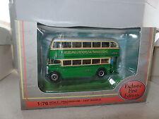 EFE 16125 Leyland PD2 Bus Highbridge Melbourne & Metropolitan Tramways