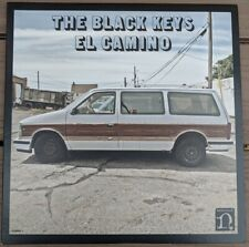 THE BLACK KEYS - El Camino LP - with large poster