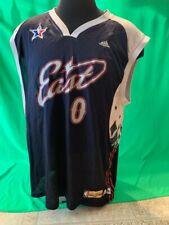 GILBERT ARENAS 2007 NBA All Star Game Jersey Adidas XL Wizards Las Vegas East