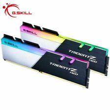 G. SKILL Trident Z Neo Memory DDR4 SDRAM 32 GB (2x16 GB), 3600 MHz (F4-3600C16D-32GTZNC)