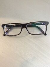 Dior Homme Black Tie 46 Tortoise Eyeglasses Made in Italy 086 140 Excell Cond