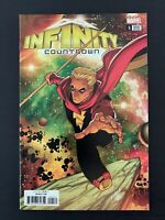 INFINITY COUNTDOWN #5C MARVEL COMICS 2018 NM+ MIKE DEODATO VARIANT COVER