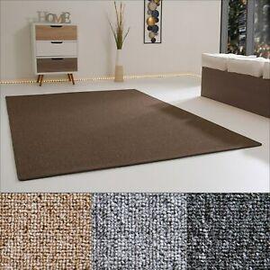 Schlingen Teppich Meddon - sehr pflegeleicht und strapazierfähig - Esszimmer