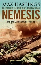More details for nemesis: the battle for japan, 1944-45 by hastings, max hardback book the cheap