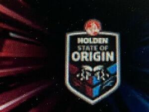 State of Origin Tickets GAME 3 DECIDER 2 tickets