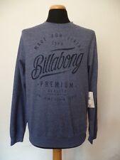 BILLABONG -Sweatshirt -  Ranssom CR - blau -Gr. S