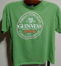 Guinness Foreign Extra Stout T-Shirt (Mens Large)