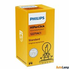 PHILIPS PCY16W Vision Halogen Interior Signal 12V 16W PU20d/2 12271AC1 Single