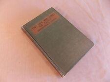 Life and Times of Jesus Frederick C Grant Hardcover 1921 Abingdon Press HTF