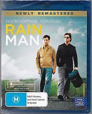 Rain Man Blu Ray New (Remastered Edition)Region B Free Post