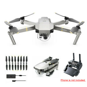 DJI Mavic Pro Platinum 30 Mins Flight Foldable 4K Camera Drone Quadcopter 2020