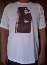 Unique Joe Strummer from the clash  tee shirt size large