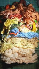 *My Stash Hoard Lot* Vintage Crewel Wool* Fab Color Blends 2 Lb