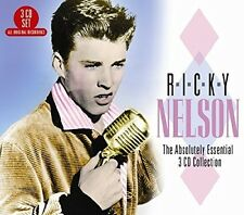 The Absolutely Essential 3 CD Collection * by Rick Nelson (CD, Apr-2017, 3 Discs, Big 3)
