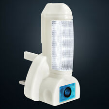 Automatic LED Childrens Night Light Plug in Rocket Energy Saving Dusk 2 Dawn