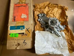 GM 14101304 Water Pump 1980-1981 Oldsmobile Omega & Pontiac Phoenix 2.8L