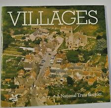 Book Villages: A National Trust Booklet by R.J. Sutton Harry T. Sutton Paperback