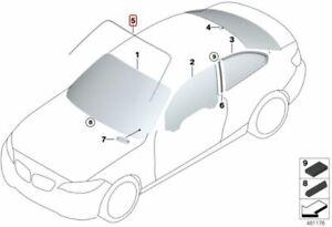 Genuine BMW F20 F21 F222 F23 F87 M2 Windshield Gasket Rubber Seal
