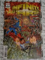 Infinity Wars (2018) Marvel - #1, Garron Variant, Gerry Duggan/Mike Deodato, NM