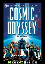 COSMIC ODYSSEY DELUXE EDITION HARDCOVER Collects 4 Part Series by Jim Starlin