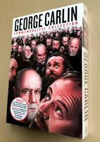 GEORGE CARLIN COMMEMORATIVE COLLECTION DVD Fast shipping First Class Mail