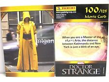 Doctor Strange Movie Trading Card - 1x #100 Movie Card-TCG