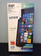 "LINX 820 8"" Tablet - 32 GB, Black"