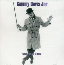 Sammy Davis, Jr. - What I've Got In Mind