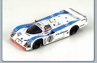 1/43 Porsche 962 C Blaupunkt  Joest Porsche Le Mans 24 Hrs 1990 #7