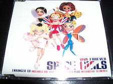 The Spice Girls Viva Forever Australian Enhanced CD Single – Like New