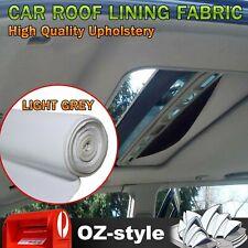 Custom Headliner Fabric Upholstery Foam Cloth Auto Roof Lining Renew 2.5Mx1.51M