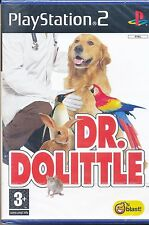 Dr. Dolittle Playstation 2 PS2 BRAND NEW - Free Shipping