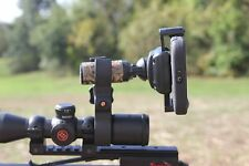 GAME STICK, LLC- SMART Phone Camera Mount Crossbow or Rifle Hunting Video