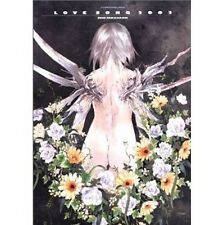 LOVE SONG 2002 Shin Takahashi Illustration Art Book