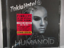 Tokio Hotel-humanoide-Bill & tom kaulitz-automáticamente, lucha de amor