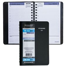 2022 At A Glance Dayminder Sk44 00 Daily Appointment Book 4 78 X 8