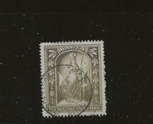 Malta, SG 34, used