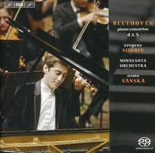 Yevgeny Sudbin, Ludw - Piano Concerto 4 in G Major & Piano Cto 5 in Eb Major [Ne