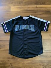 Vintage Arizona Diamondbacks MLB Randy Johnson #51 Starter Youth M Jersey