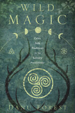 WILD MAGIC BOOK Celtic Magick Traditions witch craft witchcraft wicca wiccan