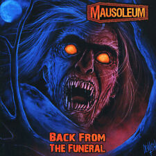 MAUSOLEUM - Back From The Funeral [CD]