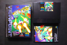 VIEWPOINT View Point SNK Neo Geo AES Very.Good.Condition JAPAN