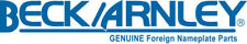 Engine Valve Cover Gasket Beck/Arnley 036-1321 Fits Renault 1.7L Alliance Encore