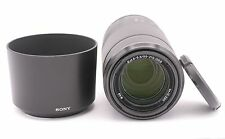 Sony SEL55210 SEL E 55-210mm f/4.5-6.3 Aspherical IS OSS Lens (Black)