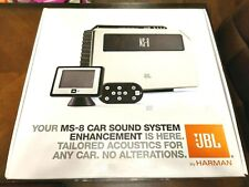 Jbl Ms-8 System Integration Digital Processor Equalizer Amplifier Pre-Owned