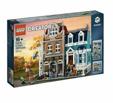 Lego 10270 Exclusive Creator Expert Bookshop/Brand New&Sealed/Available Now