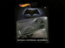 Hot Wheels Batman V Superman Batmobile 1:50 Premium Die-cast 2016